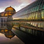 """Conservatory at Dawn"" by joemamerphotography"