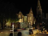 New Zealand - Christchurch Cathedral