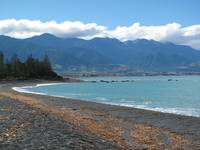 New Zealand - Kaikoura Beachfront