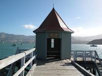 New Zealand - Akaroa Harbour