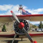 """Boeing Stearman Wings Over Wanaka 2010 NZ"" by M2Mphotography"