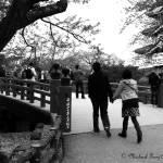 """Couple Love Hirosaki Castle"" by MichaelPaul"
