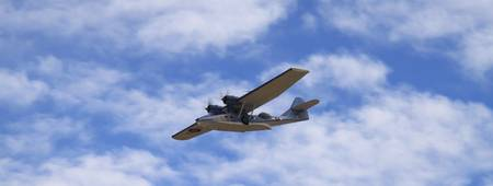 Catalina PBY Warbirds Over Wanaka 2010 NZ