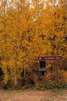 Fall Around the Colorado Trail