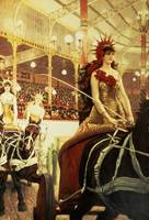 The Ladies of the Cars by Tissot
