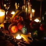 """Candle Kitehcn Scene"" by ImBaron"