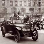 """Returning Soliders, victory Parade, New York City"" by worldwidearchive"