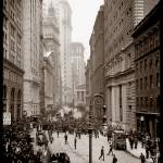 """Broad Street, New York City  c1905"" by worldwidearchive"