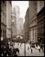 Broad Street, New York City  c1905 by WorldWide Archive
