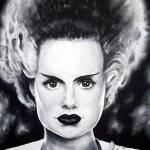 """""""Bride of Frankenstein"""" by BoDillard"""