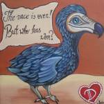 """Dodo - Alice in Wonderland Inspired Art by Jaz"" by artbyjaz"