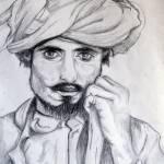 """""""Portrait18"""" by emmafall"""