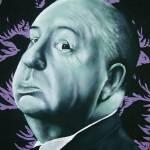 """""""Alfred Hitchcock"""" by BoDillard"""