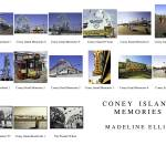 """Coney Island Montage"" by madeline"