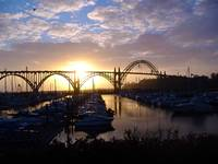 Newport Marina - Oregon