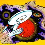 """""""USS Enterprise"""" by BoDillard"""