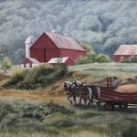 """Bringing In The Hay"" by Dullinger"