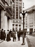 Palace Hotel from Montgomery Street c1910 by WorldWide Archive