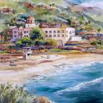 """Laguna Main Beach"" by WillyDaleArt"