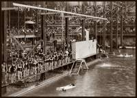 Sutro Bathes Interior c1890 by WorldWide Archive
