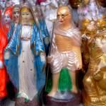 """Vivekananda, Mary & Gandhi, Oh My"" by LuciaMaldonado"