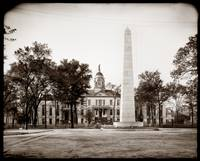 Court House and Monument, Augusta, GA 1905 by WorldWide Archive