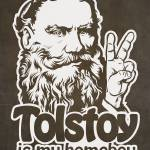 """Tolstoy Is My Homeboy"" by libertymaniacs"
