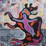 """Bear Hug"" by Seshadri"