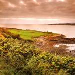 """12th hole at Ardglass Golf Club, Northern Ireland"" by gallow"