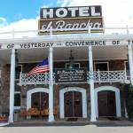 """Route 66: Hotel El Rancho in Gallup, New Mexico"" by KeatingArt"