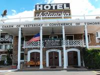 Route 66: Hotel El Rancho in Gallup, New Mexico