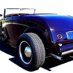 """Ford Roadster"" by netbrands"