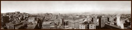 San Francisco Panorama 1915