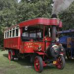 """Horsham traction omnibus by Foden"" by oxpix"