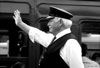 ENGLISH RAILWAY GUARD