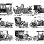 """""""Classic Automobiles"""" by GilWarzecha"""