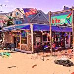 """Provincetown Massachusetts Kite Shop"" by Eduardo828"
