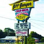 """Biff Burger"" by modernbeatnik"