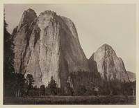 Cathedral Rock, Watkins c1860