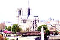Notre Dame and St Genevieve