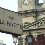 """Rue La Fayette"" by anasampaio"