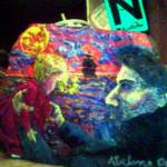 """Stone of Sunset"" by Lawnjockey"