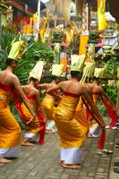 Puripusam Family Temple Celebration, Bali