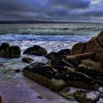 """Mood shot, Tasmanian beach"" by kabe"