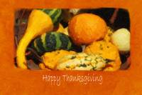 Halloween Thanksgiving Harvest 1 - Happy Thanksgiv
