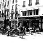 """Saint-Denis Cafés"" by anasampaio"
