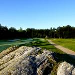 """""""Signature 15th hole at The Woodlands Club"""" by GordieSea"""