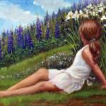 """Garden View"" by mariewitte"