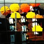 """Summer Umbrellas"" by Norah"