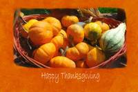 Halloween Thanksgiving Harvest 4 - Happy Thanksgiv